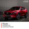 Mazda CX5 2.0L & 2.5L Loud Exhaust Package