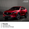 Mazda CX5 2.0L & 2.5L Valve Exhaust Package