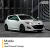 Mazda MPS Sport Exhaust Package