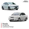 Honda City GD & GE  Loud Exhaust Package