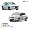 Honda City GD & GE Sport Exhaust Package