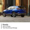Honda CRV Twin Valve Muffler & Controller Package