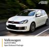 VW Golf GTI MK6 Sport Exhaust Package