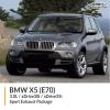 BMW E70 X5 3.0L / xDrive30i / xDrive35i Sport Exhaust Package