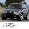 BMW E70 X5 3.0L / xDrive30i / xDrive35i Valve Exhaust Package