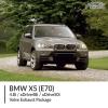BMW E70 X5 4.8i / xDrive48i / xDrive50i Valve Exhaust Package