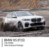 BMW F15 X5 3.0L M50d Valve Exhaust Package