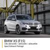 BMW F15 X5 3.0L sDrive35i / xDrive35i / xDrive40e Sport Exhaust Package