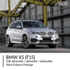 BMW F15 X5 3.0L sDrive35i / xDrive35i / xDrive40e Valve Exhaust Package