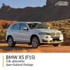 BMW F15 X5 2.0L xDrive25d Sport Exhaust Package