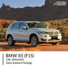 BMW F15 X5 2.0L xDrive25d Valve Exhaust Package