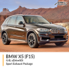 BMW F15 X5 4.4L xDrive50i Sport Exhaust Package