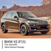 BMW F15 X5 4.4L xDrive50i Valve Exhaust Package