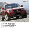 BMW F25 X3 3.0L xDrive30d / xDrive35d Sport Exhaust Package