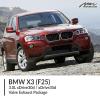 BMW F25 X3 3.0L xDrive30d / xDrive35d Valve Exhaust Package