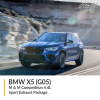 BMW G05 X5 M & X5 M Competition 4.4L Sport Exhaust Package
