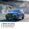 BMW G05 X5 M & X5 M Competition 4.4L Valve Exhaust Package