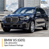 BMW G05 X5 2.0L xDrive25d Sport Exhaust Package