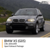 BMW G05 X5 2.0L xDrive30i Sport Exhaust Package