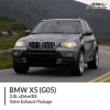 BMW G05 X5 2.0L xDrive30i Valve Exhaust Package