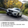 BMW G05 X5 3.0L xDrive40i / xDrive45e / xDrive50i / M50i Valve Exhaust Package