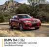 BMW F26 X4 2.0L xDrive20i / xDrive28i / xDrive20d Sport Exhaust Package