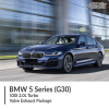BMW G30 5 Series 530i 2.0L Turbo Valve Exhaust Package