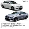 Mercedes-Benz E Class C207 Coupe / A207 Convertible E200 & E220 Valve Exhaust Package