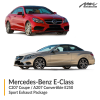 Mercedes-Benz E Class C207 Coupe / A207 Convertible E250 Sport Exhaust Package