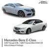 Mercedes-Benz E Class C207 Coupe 2.0L / A207 Convertible E550 V8 Valve Exhaust Package