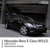 Mercedes-Benz E Class W212 E300 3.5L V6 Valve Exhaust Package