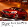 Mercedes-Benz E Class W212 E350 3.5L V6 Valve Exhaust Package