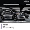 Honda CRZ Silent Exhaust Package