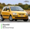 Hyundai Getz Bass Exhaust Package
