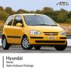 Hyundai Getz Valve Exhaust Package
