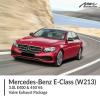 Mercedes Benz E Class 3.0L W213 E400 & 450 V6 Valve Exhaust Package