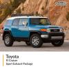 Toyota FJ Cruiser Sport Exhaust Package